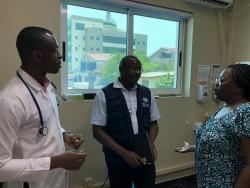 Dr Fredrick Mate IOM Clinic Visit.jpeg